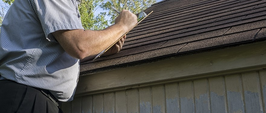 Roofing Insurance Claim