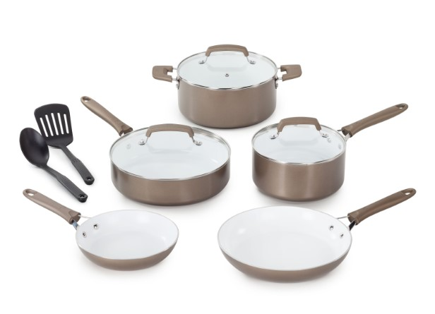 WearEver Pure Living cookware