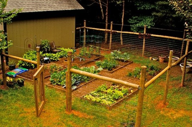 about garden fence kits