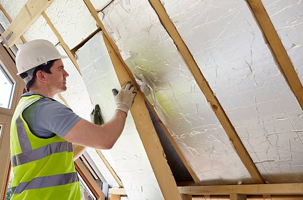 quality of insulation of your attic or roof