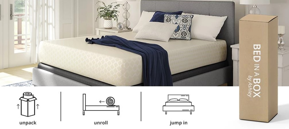 Bed-in-a-Box Mattress