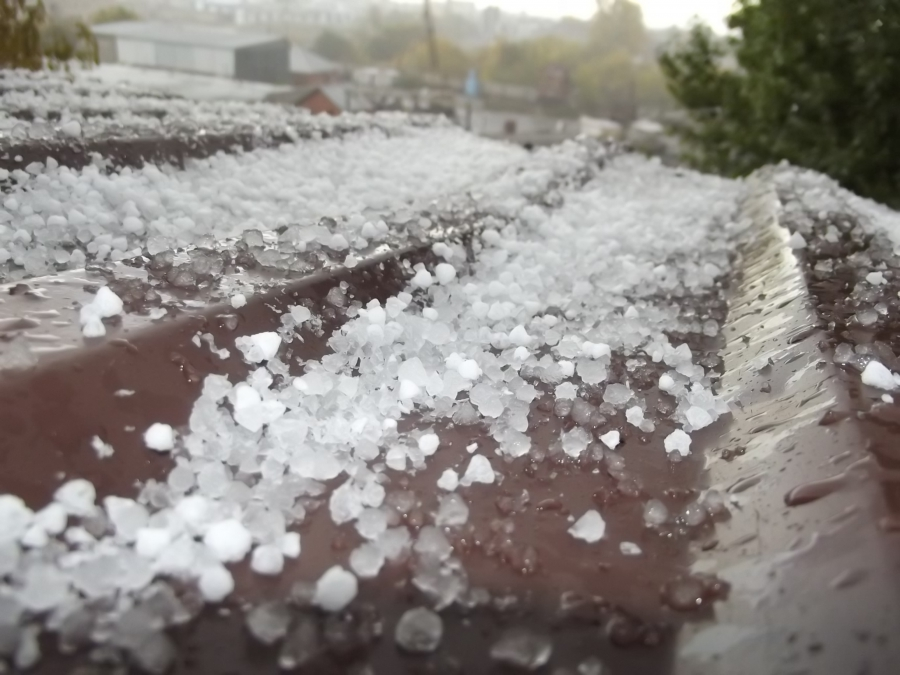Hail Roofing Problem
