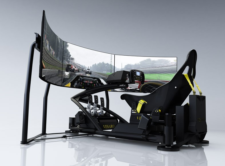 game room for racing