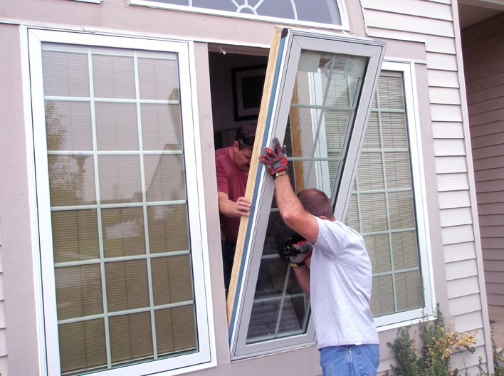 new windows for house
