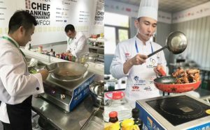 Fast cooking Speed-chefs like induction cooktops