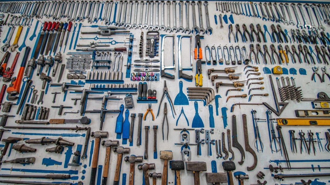 Tools for the house