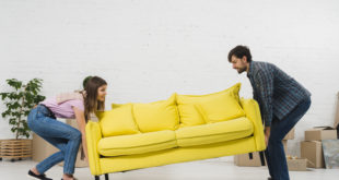 Four Tips to Move your Furniture Safely
