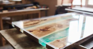 Resin Table