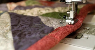 sewing machine that quilts
