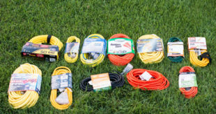 types of extension cords