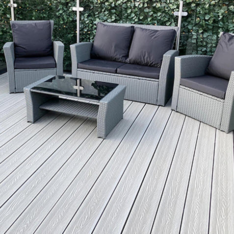 composite decking for patio
