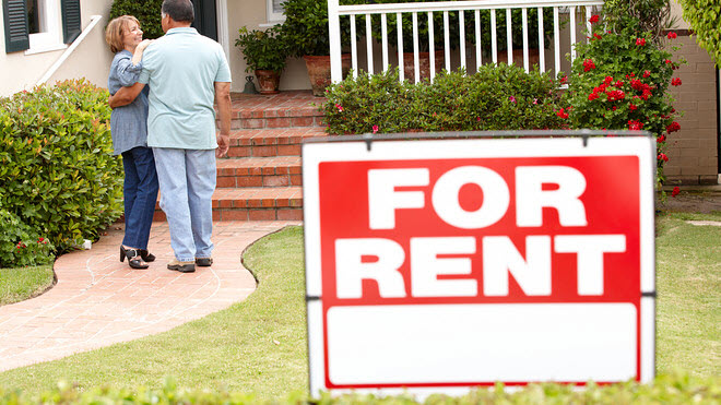 convert home to rental property