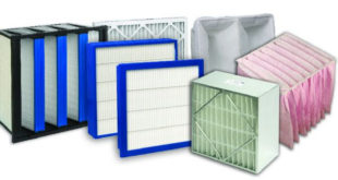 what are hvac air filters made of and rating