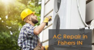 AC Repair in Fishers IN