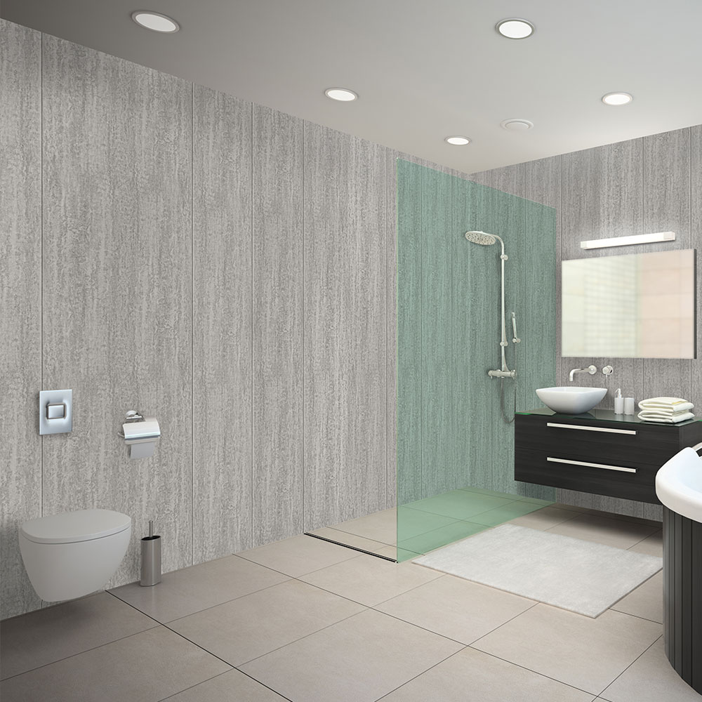 Improve Your Bathroom S Aesthetics With Bathroom Wall Panels A Very Cozy Home
