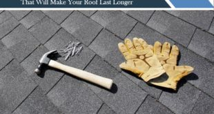 11 Easy to Do Roof Maintenance Tips