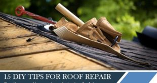 15 DIY Tips for Roof Repair