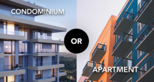 Condominum Versus Apartment