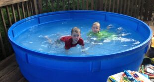 Kid Plastic Pool