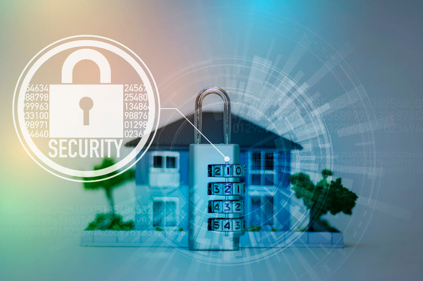 what can you do for home security