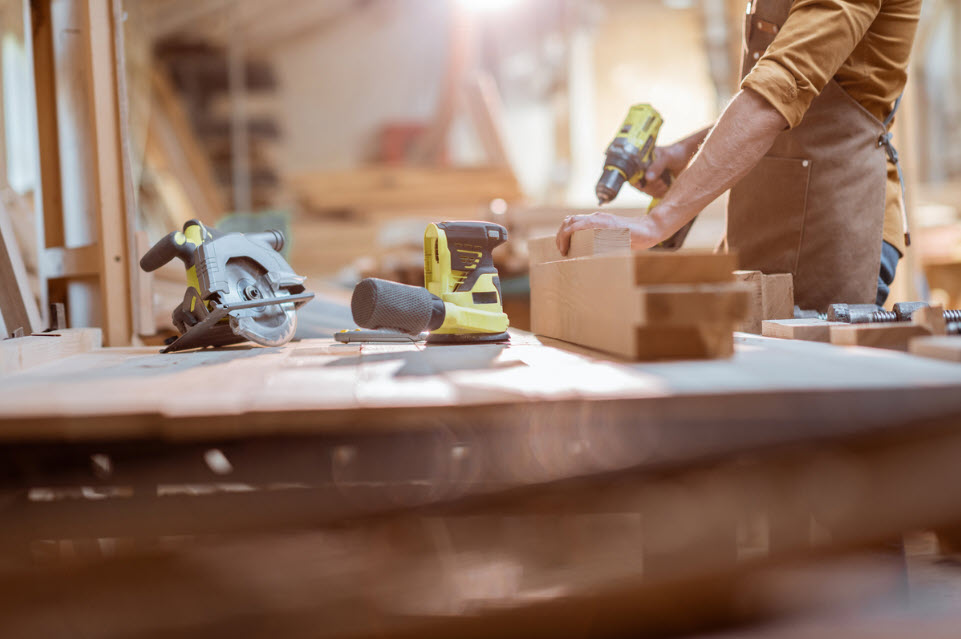 why use cordless tools