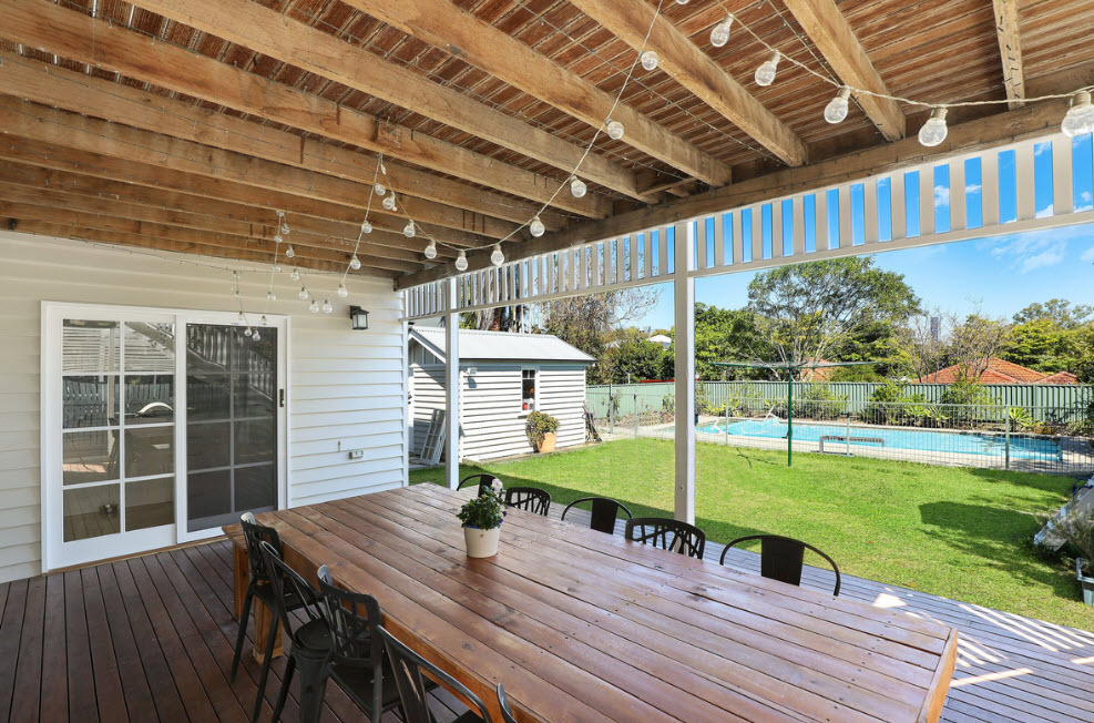 backyard work to add value to your property