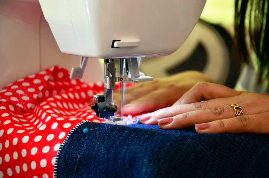 sew your own clothes