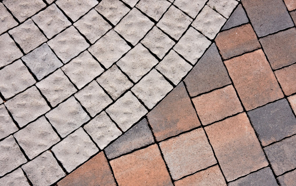 different types of stone to use for pavers