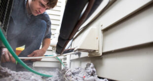 Dryer Vent and Air Duct Cleaning in Frederick MD