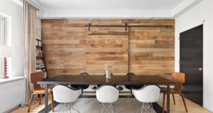 how to Add a Wood Accent Wall to a Room