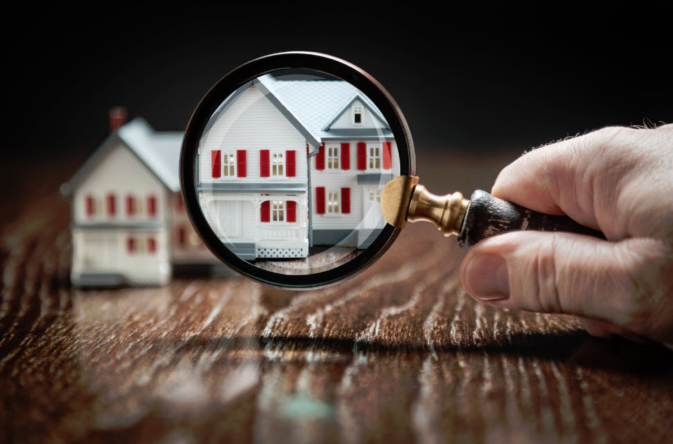 how to find property history