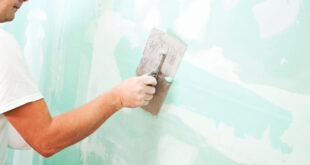 What are the different types of Plastering