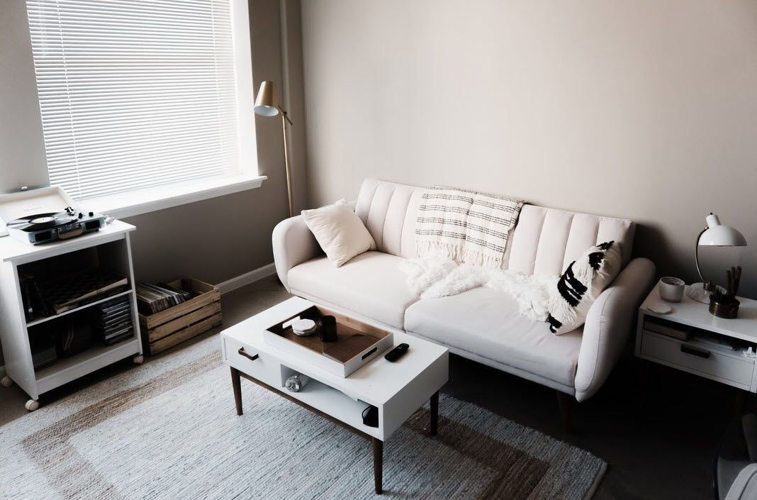 home decoration tips for new construction projects