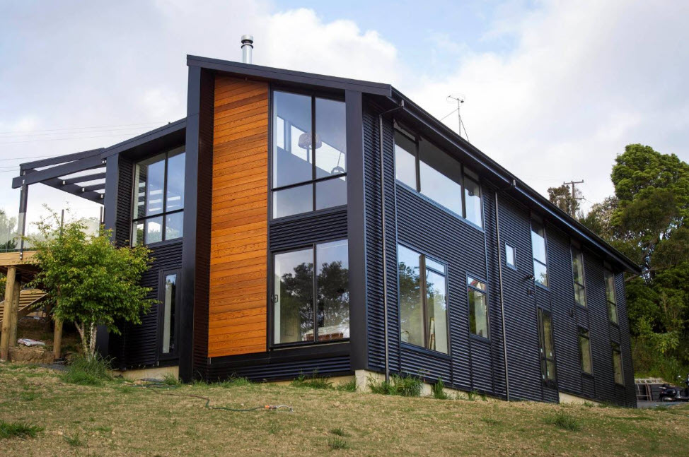 Building A House In NZ