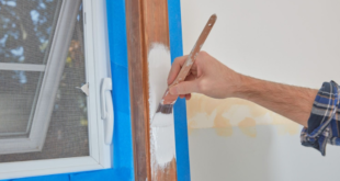 Cost to have window trim painted