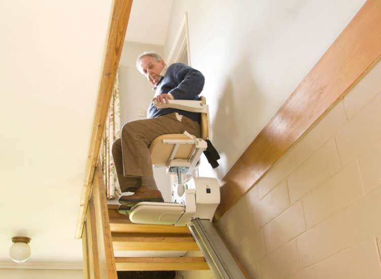 The benefits of a stair lift
