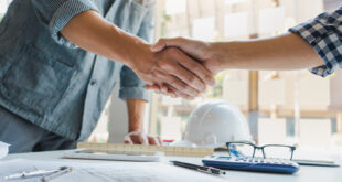 Tip for working with construction company during home building