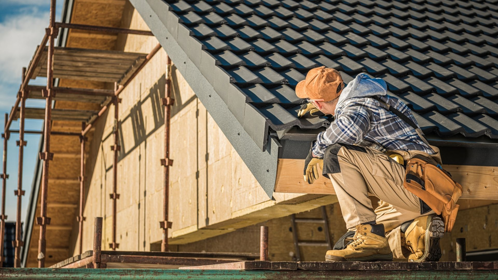 Here's what to expect during a roof inspection!