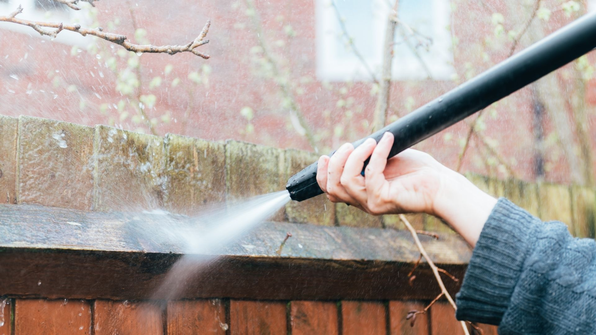 Pressure washing, soft washing, power washing—what are the differences?