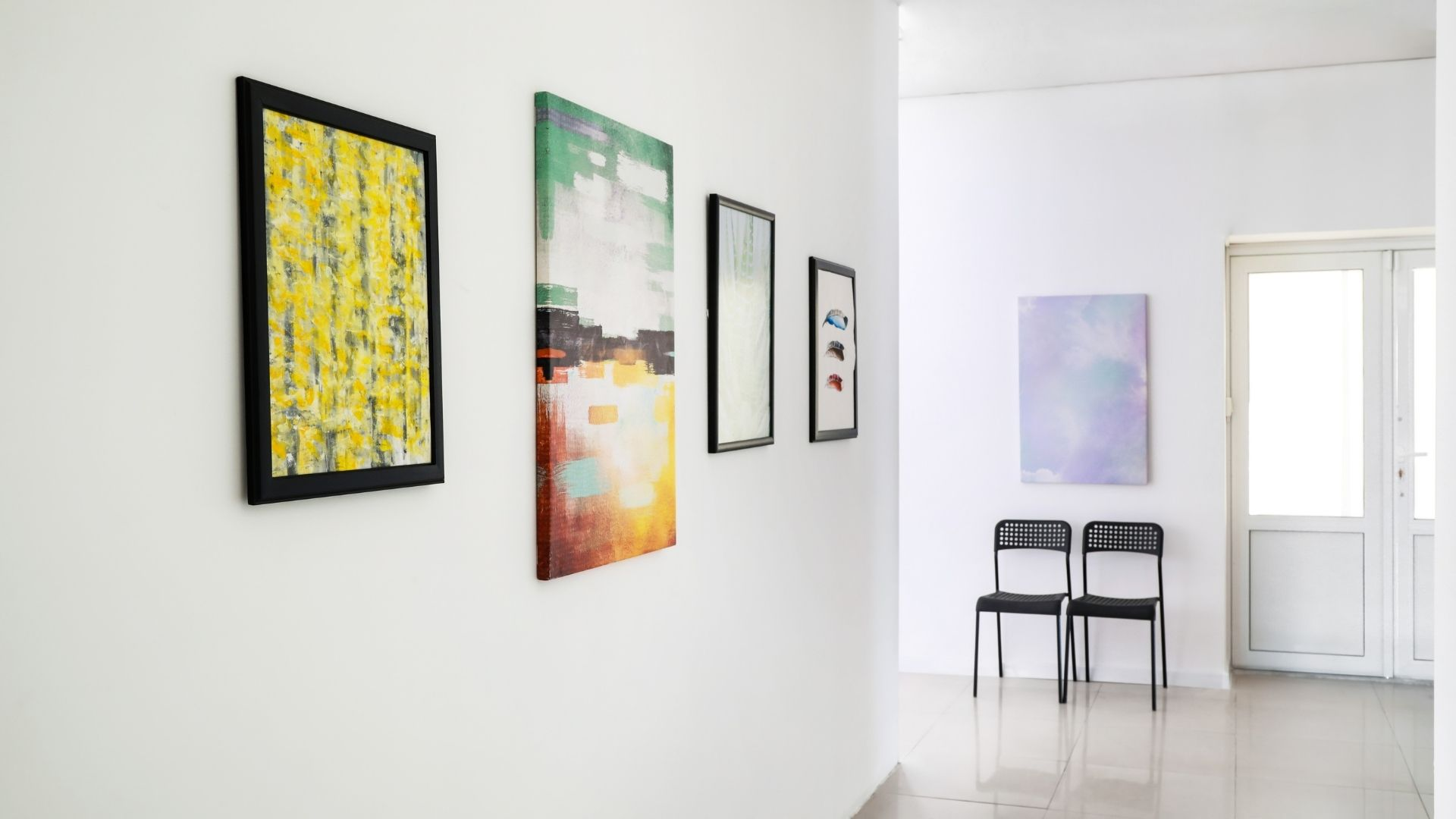 What counts the most when selecting your wall art